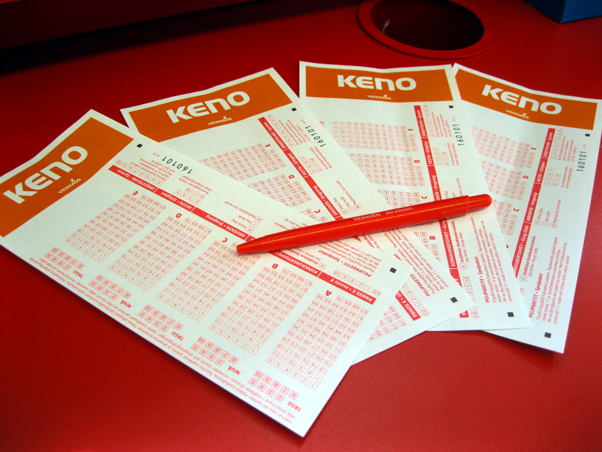 Top 5 Keno Games You Can Play at Online Casinos for Real Money